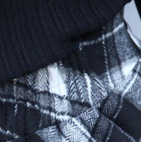 【即納】韓国 ファッション スカート ボトムス 秋 冬 カジュアル SPTX4241  タータンチェック きれいめ ロング丈 ウエストゴム フレア オルチャン シンプル 定番 セレカジの写真17枚目