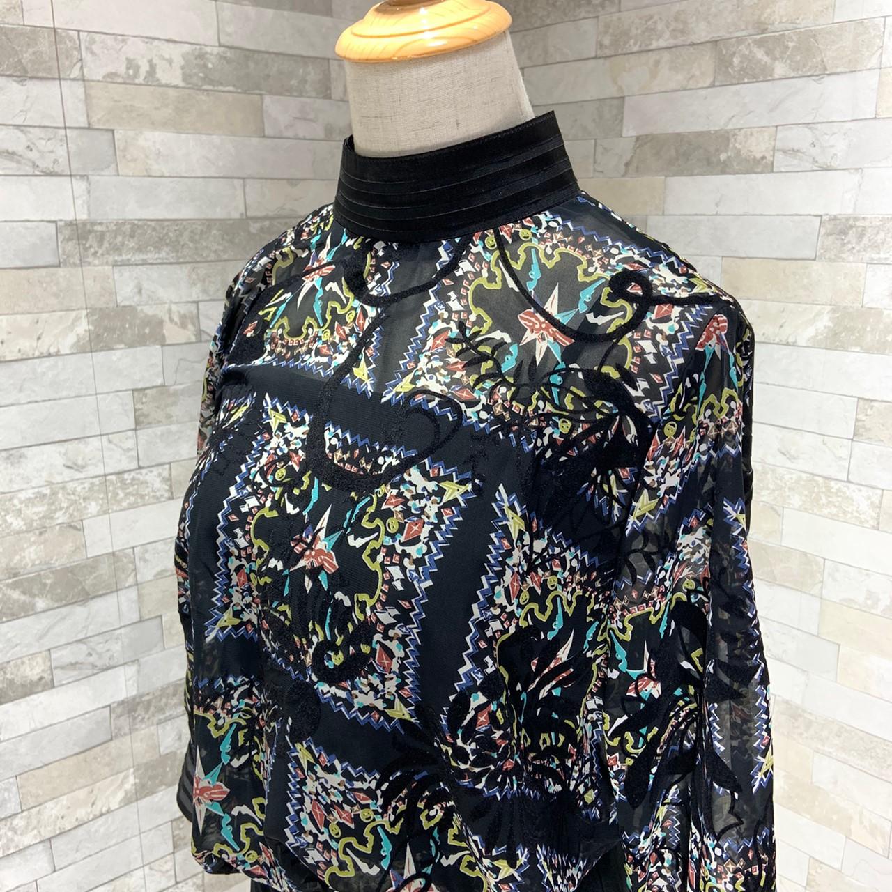【即納】韓国 ファッション パンツ セットアップ パーティードレス 結婚式 お呼ばれドレス 秋 夏 春 パーティー ブライダル SPTX7230  エレガント シースルー ロ 二次会 セレブ きれいめの写真8枚目