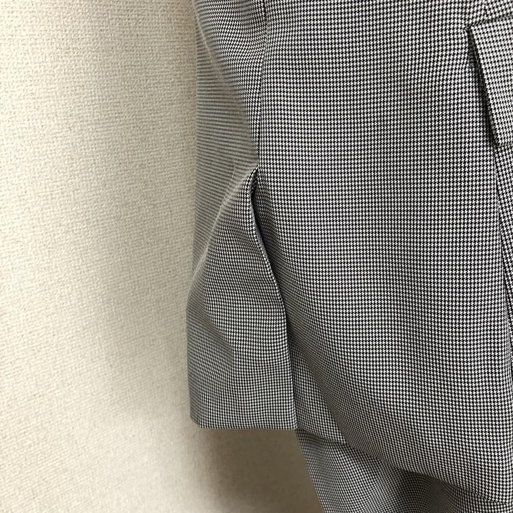 【即納】韓国 ファッション パンツ セットアップ パーティードレス 結婚式 お呼ばれドレス 春 夏 パーティー ブライダル SPTX9206  ノースリーブジャケット テーパ 二次会 セレブ きれいめの写真19枚目