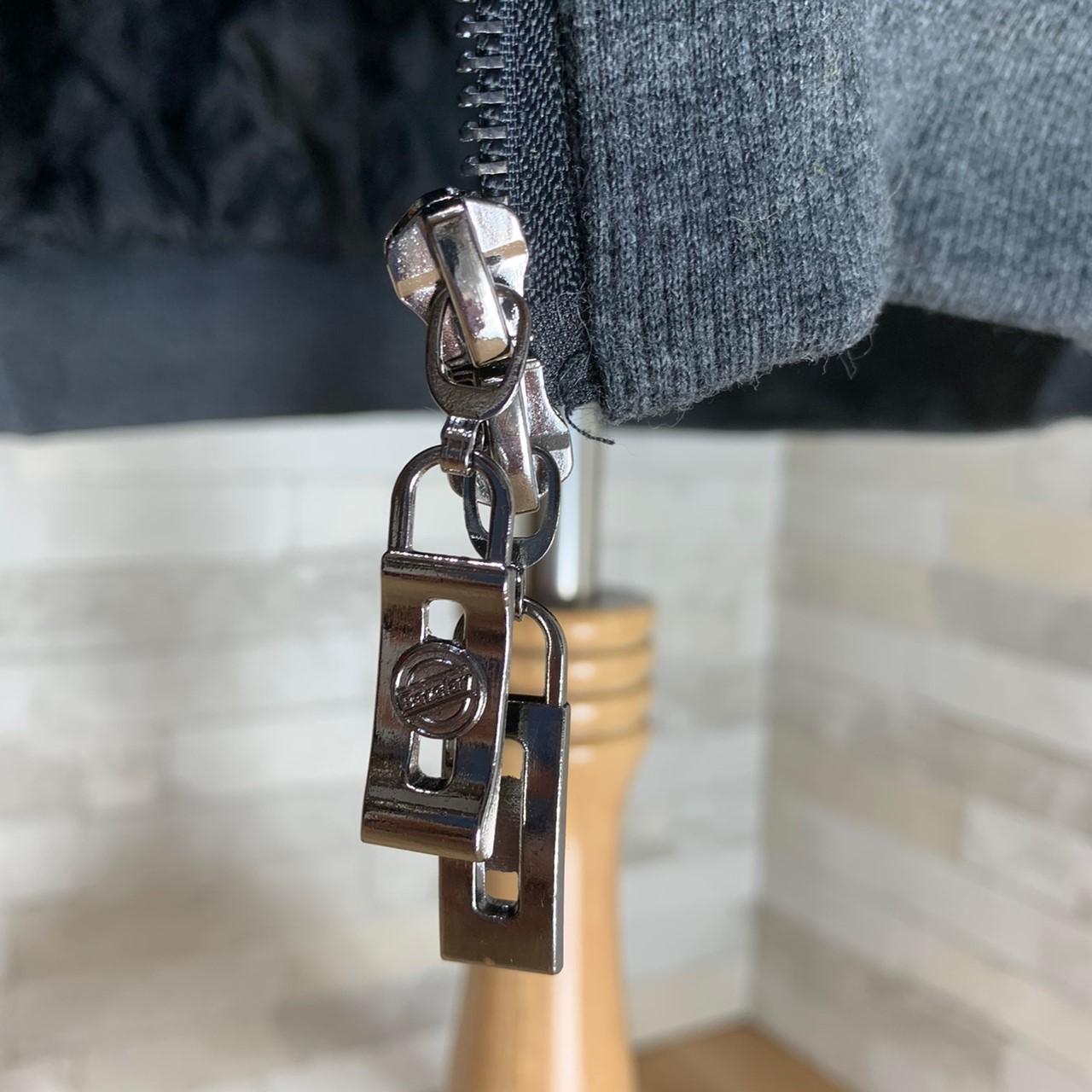 【即納】韓国 ファッション アウター ムートン ファーコート 秋 冬 カジュアル SPTXC599  もこもこ ふわふわ エコファー パーカー オーバーサイズ フ オルチャン シンプル 定番 セレカジの写真19枚目