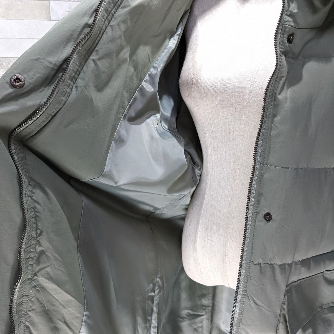 【即納】韓国 ファッション アウター ダウンジャケット ダウンコート 秋 冬 カジュアル SPTXD596  ペールカラー もこもこ ロング オーバーサイズ エコ オルチャン シンプル 定番 セレカジの写真17枚目