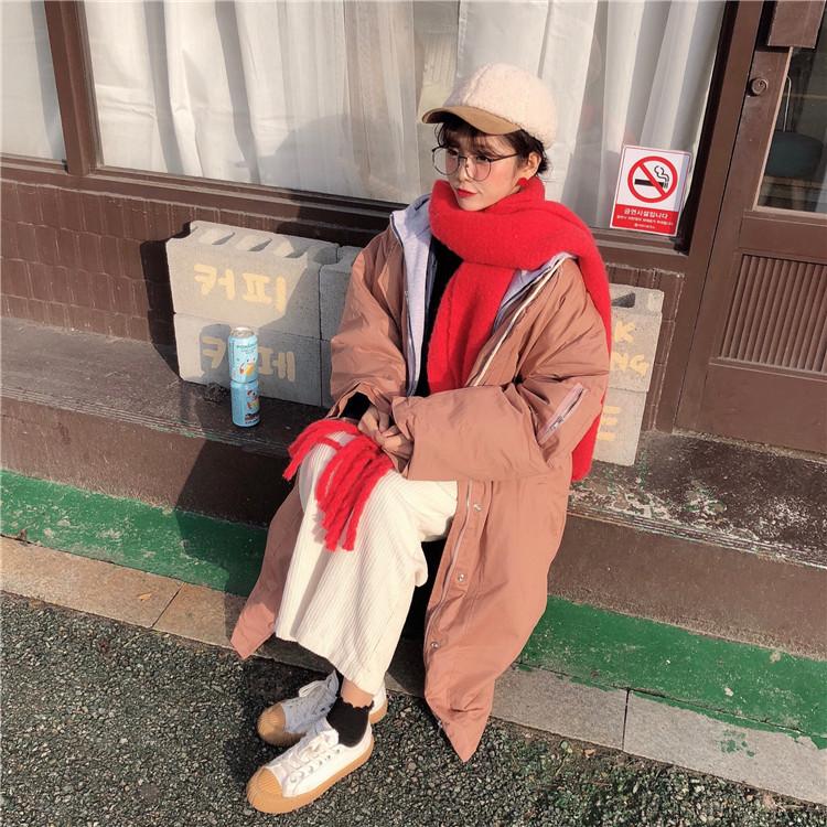 「もたつかない重ね着♪」フーディをプラスしたミリタリーコート 秋 冬 PTXD820の写真6枚目