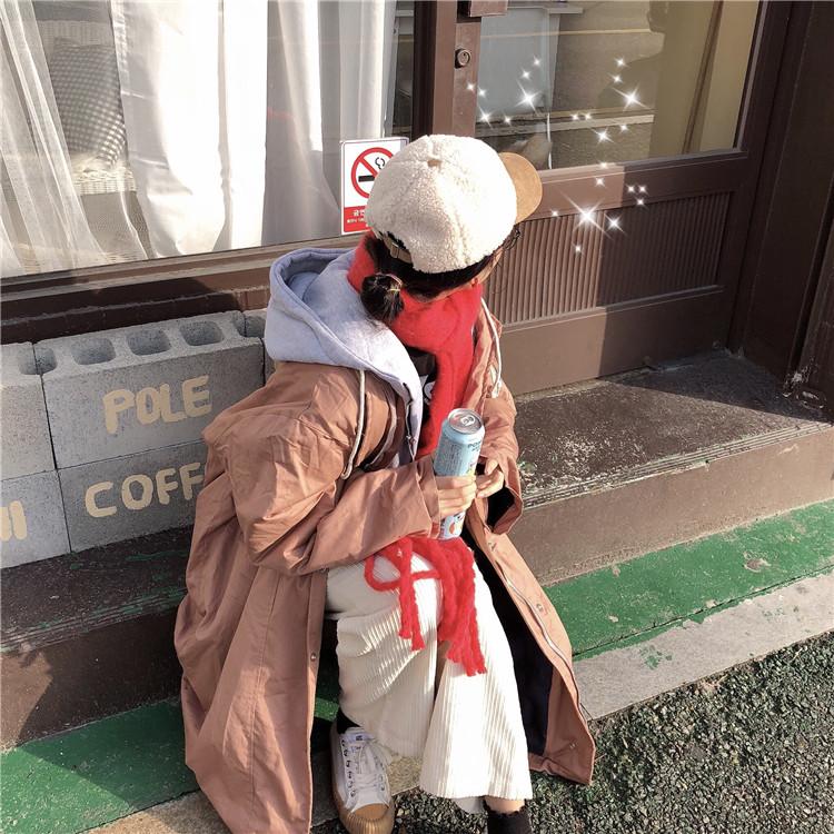 「もたつかない重ね着♪」フーディをプラスしたミリタリーコート 秋 冬 PTXD820の写真20枚目