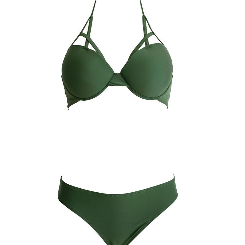 「デコルテで差をつける☆」ニュアンスある胸元を作るビキニ 夏 春 PTXE455の写真6枚目