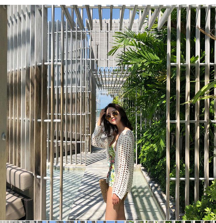 「トロピカルリゾート☆」レトロな柄をビタミンカラーで楽しむ 夏 春 PTXE487の写真11枚目