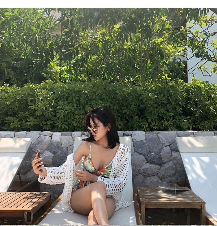 「トロピカルリゾート☆」レトロな柄をビタミンカラーで楽しむ 夏 春 PTXE487の写真13枚目