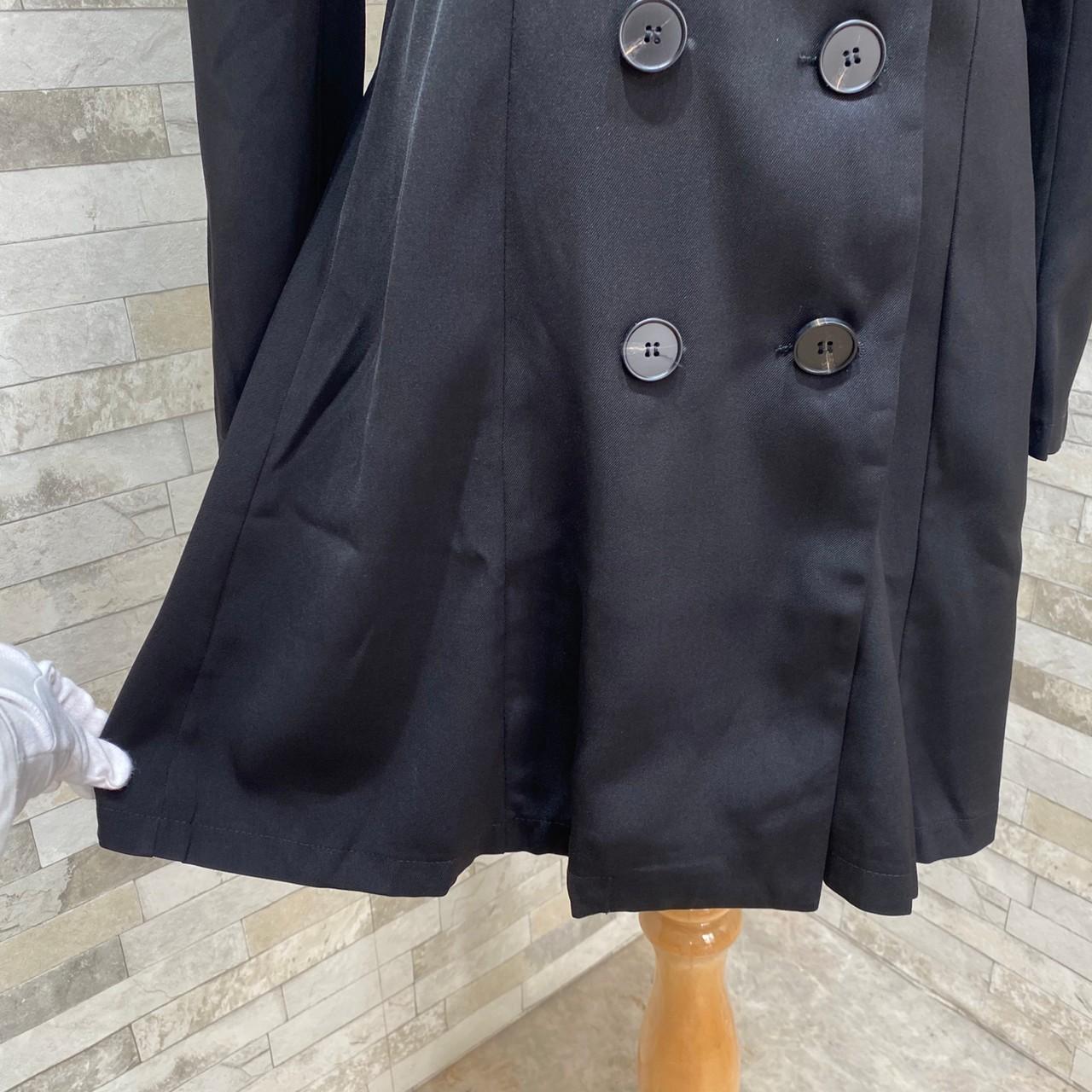 【即納】韓国 ファッション ワンピース 春 夏 秋 カジュアル SPTXE548  ミディ丈 コート エレガント パーティー オフィス フォーマル オルチャン シンプル 定番 セレカジの写真13枚目