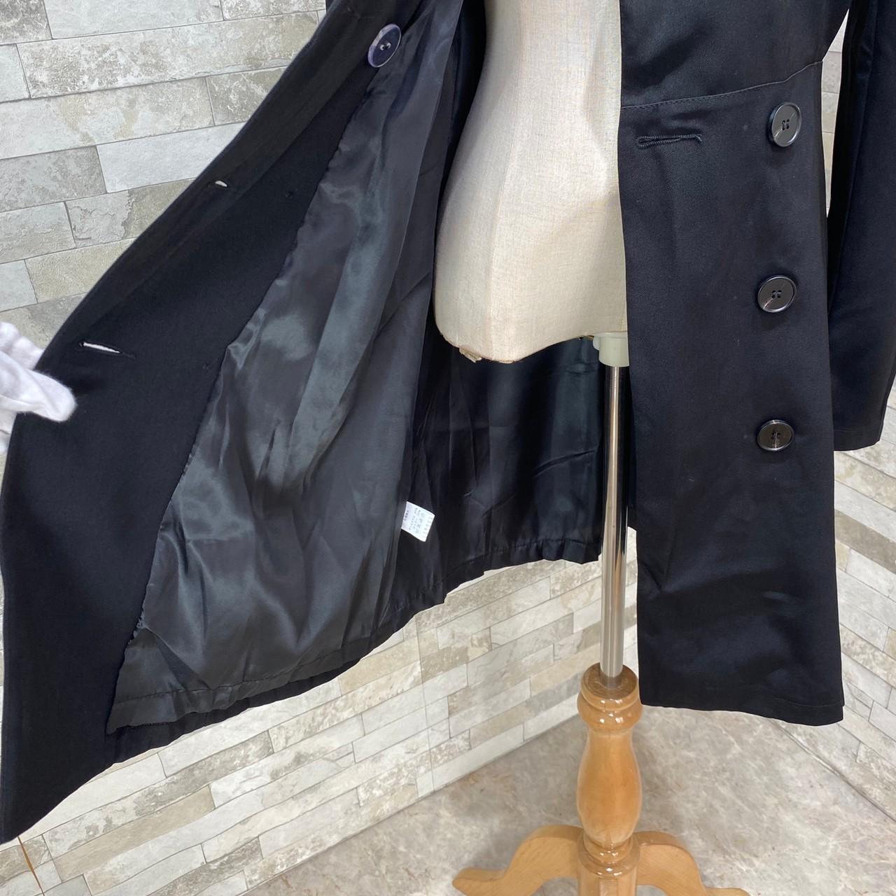 【即納】韓国 ファッション ワンピース 春 夏 秋 カジュアル SPTXE548  ミディ丈 コート エレガント パーティー オフィス フォーマル オルチャン シンプル 定番 セレカジの写真15枚目