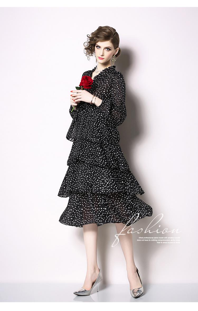 韓国 ファッション ワンピース パーティードレス ひざ丈 ミディアム 夏 春 パーティー ブライダル PTXE839 結婚式 お呼ばれ リゾートワンピース ハワイ セルフスト 二次会 セレブ きれいめの写真13枚目