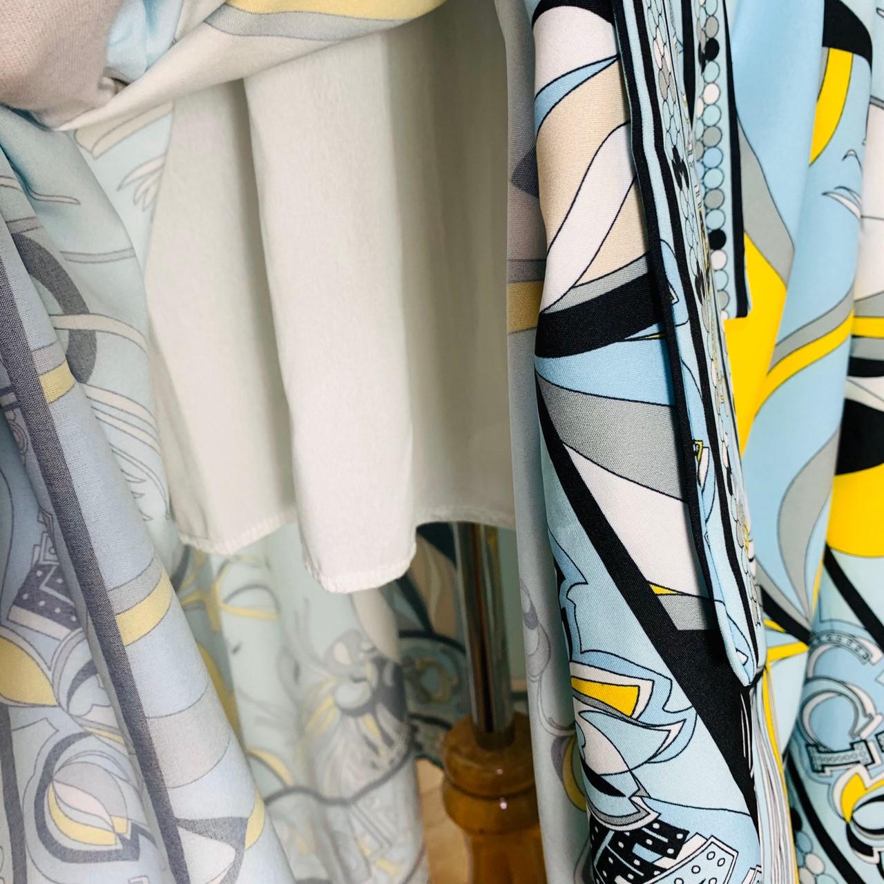 【即納】韓国 ファッション ワンピース パーティードレス ひざ丈 ミディアム 夏 春 パーティー ブライダル SPTXF023 結婚式 お呼ばれ リゾートワンピース ハワイ  二次会 セレブ きれいめの写真20枚目