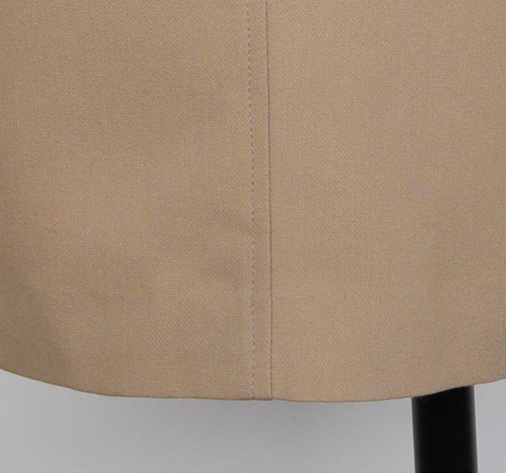韓国 ファッション アウター コート 秋 冬 カジュアル PTXG281  テーラードカラー ボタン無し ビッグシルエット オルチャン シンプル 定番 セレカジの写真20枚目