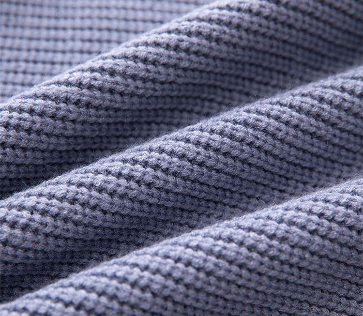 韓国 ファッション ワンピース 秋 冬 カジュアル PTXG360  ペールカラー ふわふわ ベルスリーブ リブ オルチャン シンプル 定番 セレカジの写真8枚目