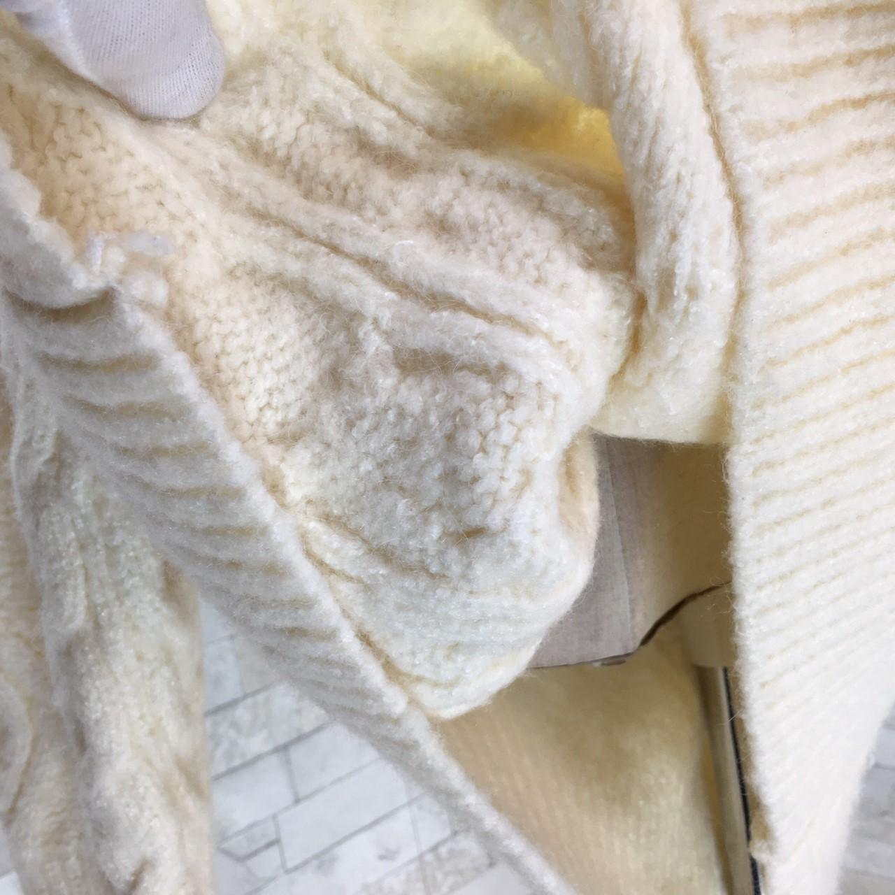 【即納】韓国 ファッション トップス ニット セーター 秋 冬 カジュアル SPTXG551  北欧風 模様編み ビッグシルエット 華奢見せ オルチャン シンプル 定番 セレカジの写真14枚目