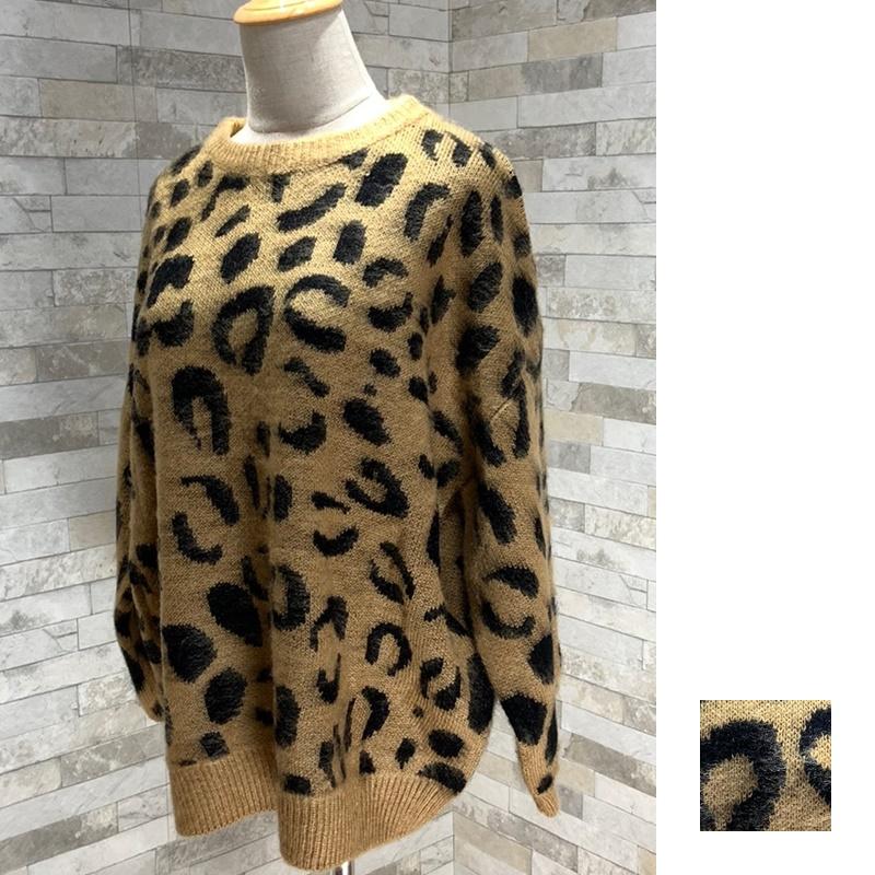 韓国 ファッション トップス ニット セーター 秋 冬 カジュアル PTXG571  ふわふわ 起毛 ビッグシルエット スウェット オルチャン シンプル 定番 セレカジの写真1枚目