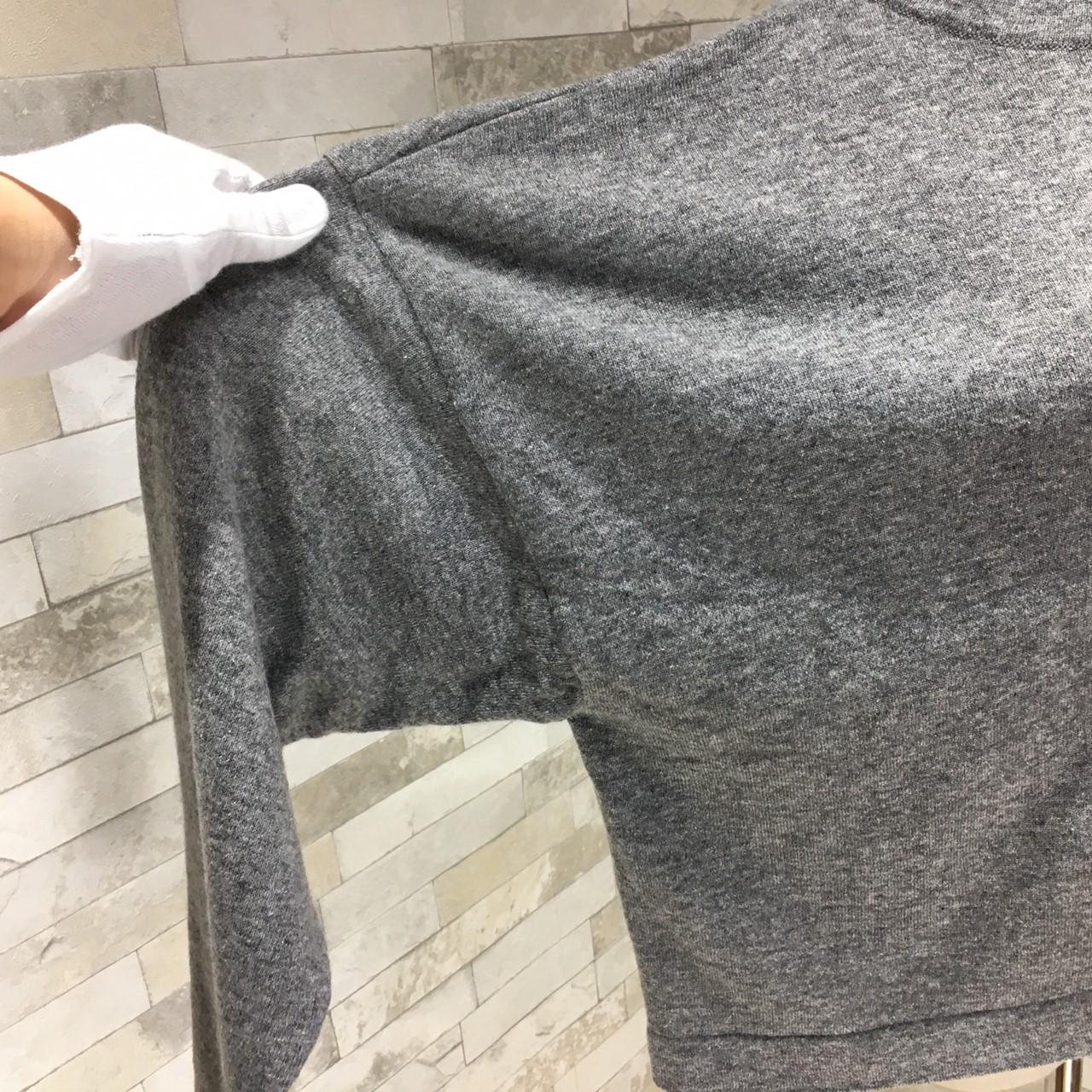 【即納】韓国 ファッション トップス ニット セーター 秋 冬 カジュアル SPTXH221  ビッグシルエット リブ ベーシック 着回し オルチャン シンプル 定番 セレカジの写真11枚目