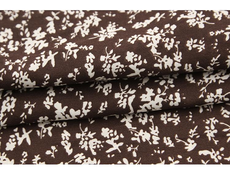 韓国 ファッション ワンピース 春 秋 冬 カジュアル PTXH363  ギャザー ハイネック フェミニン Aライン オルチャン シンプル 定番 セレカジの写真20枚目