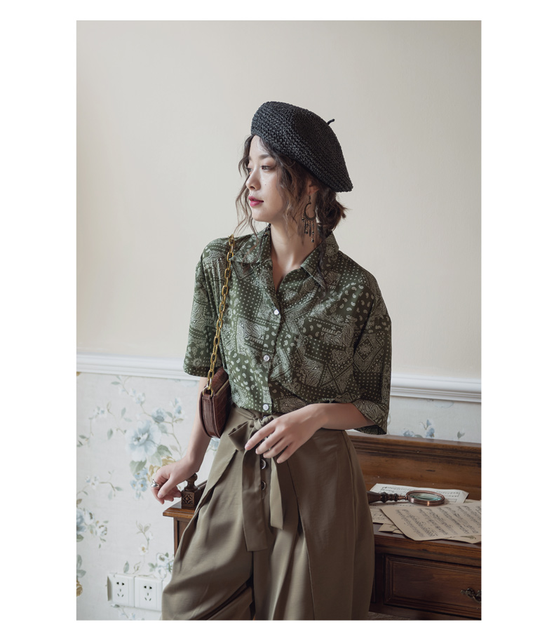韓国 ファッション パンツ ボトムス 春 夏 リゾート パーティー PTXH390  スリットパンツ風 ウエストリボン リゾート オルチャン セレブ セクシーの写真10枚目