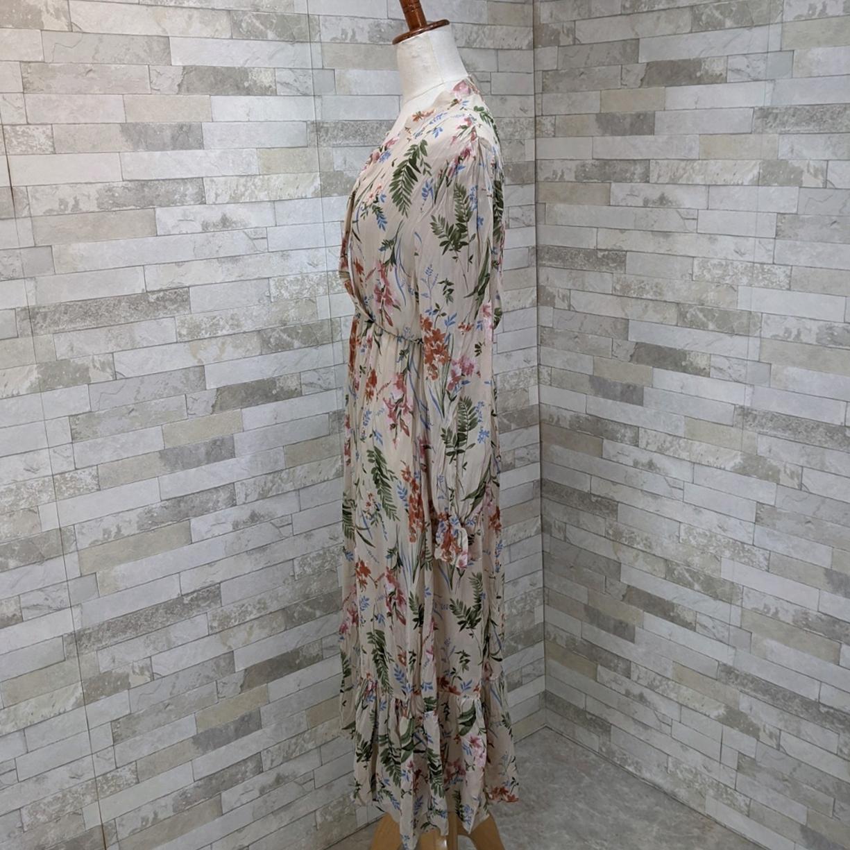 韓国 ファッション ワンピース 夏 春 カジュアル PTXH422  シアー シフォン風 エレガント 着回し オルチャン シンプル 定番 セレカジの写真16枚目