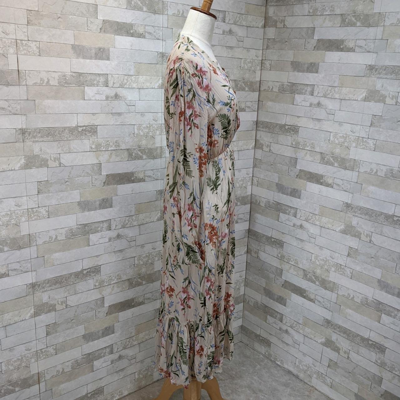 韓国 ファッション ワンピース 夏 春 カジュアル PTXH422  シアー シフォン風 エレガント 着回し オルチャン シンプル 定番 セレカジの写真18枚目