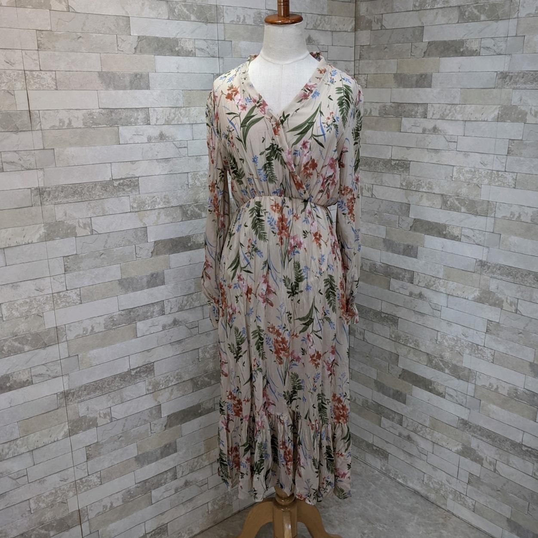 韓国 ファッション ワンピース 夏 春 カジュアル PTXH422  シアー シフォン風 エレガント 着回し オルチャン シンプル 定番 セレカジの写真20枚目