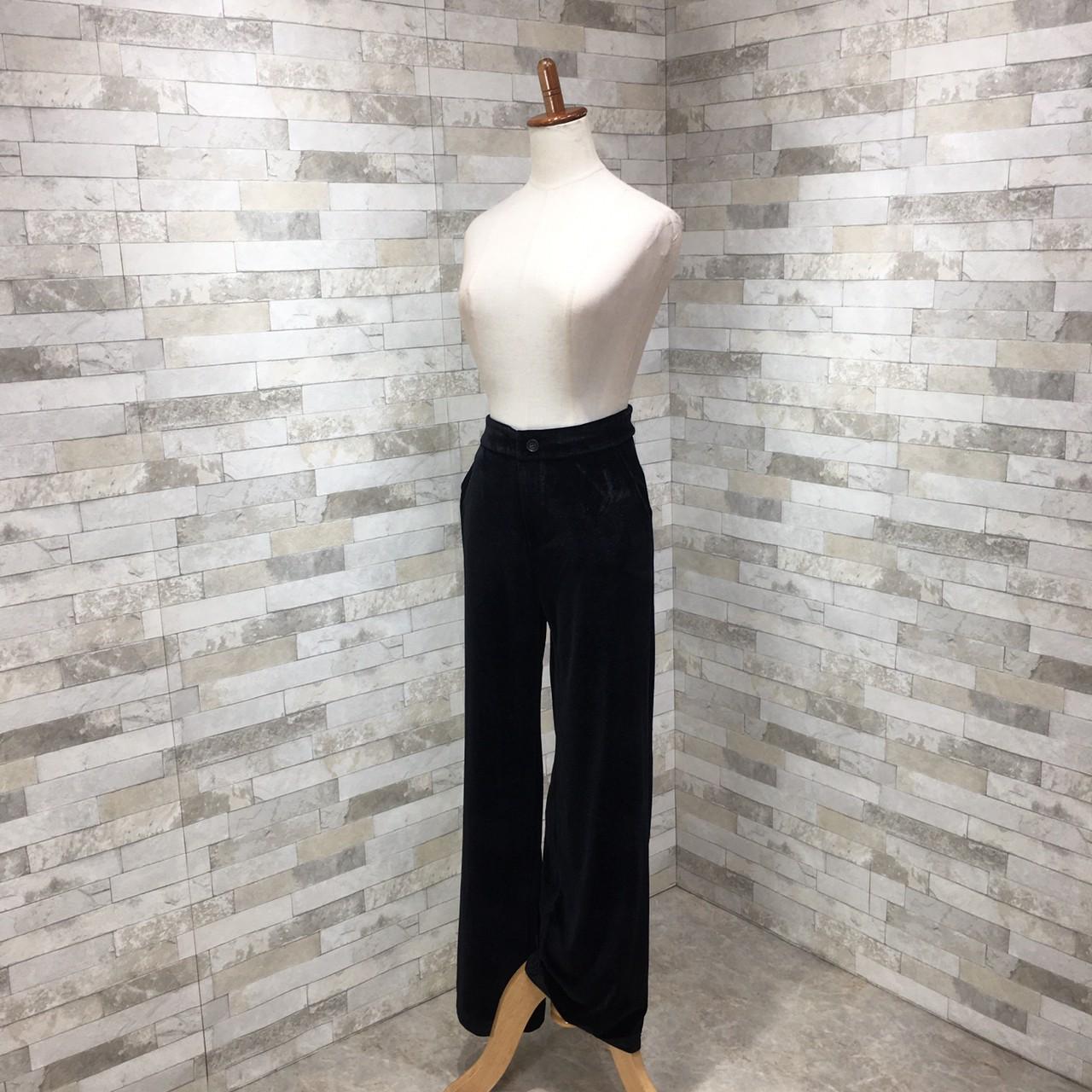 【即納】韓国 ファッション パンツ セットアップ パーティードレス 結婚式 お呼ばれドレス 秋 冬 パーティー ブライダル SPTXH554  起毛 ドレープ テーラードジャ 二次会 セレブ きれいめの写真12枚目