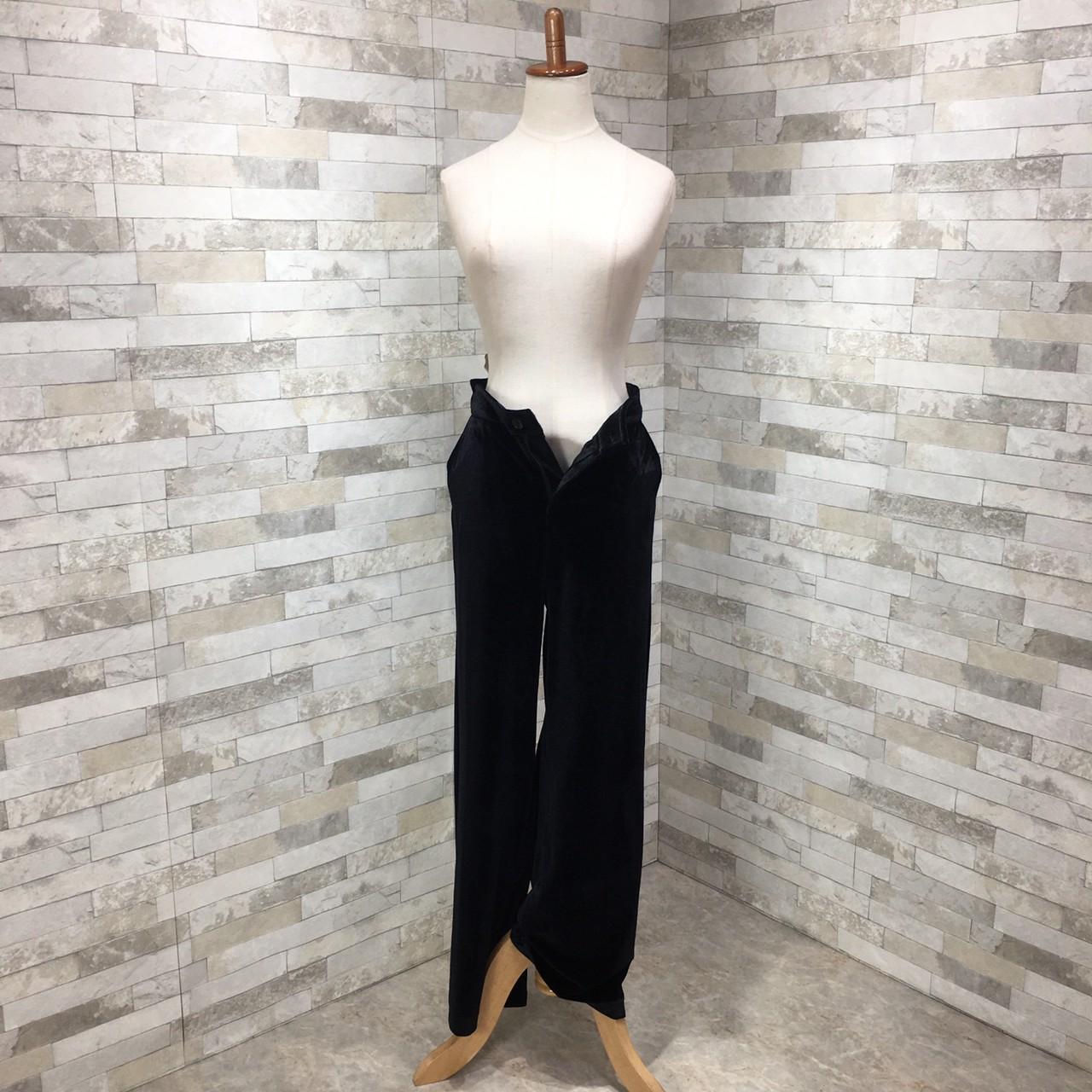 【即納】韓国 ファッション パンツ セットアップ パーティードレス 結婚式 お呼ばれドレス 秋 冬 パーティー ブライダル SPTXH554  起毛 ドレープ テーラードジャ 二次会 セレブ きれいめの写真13枚目