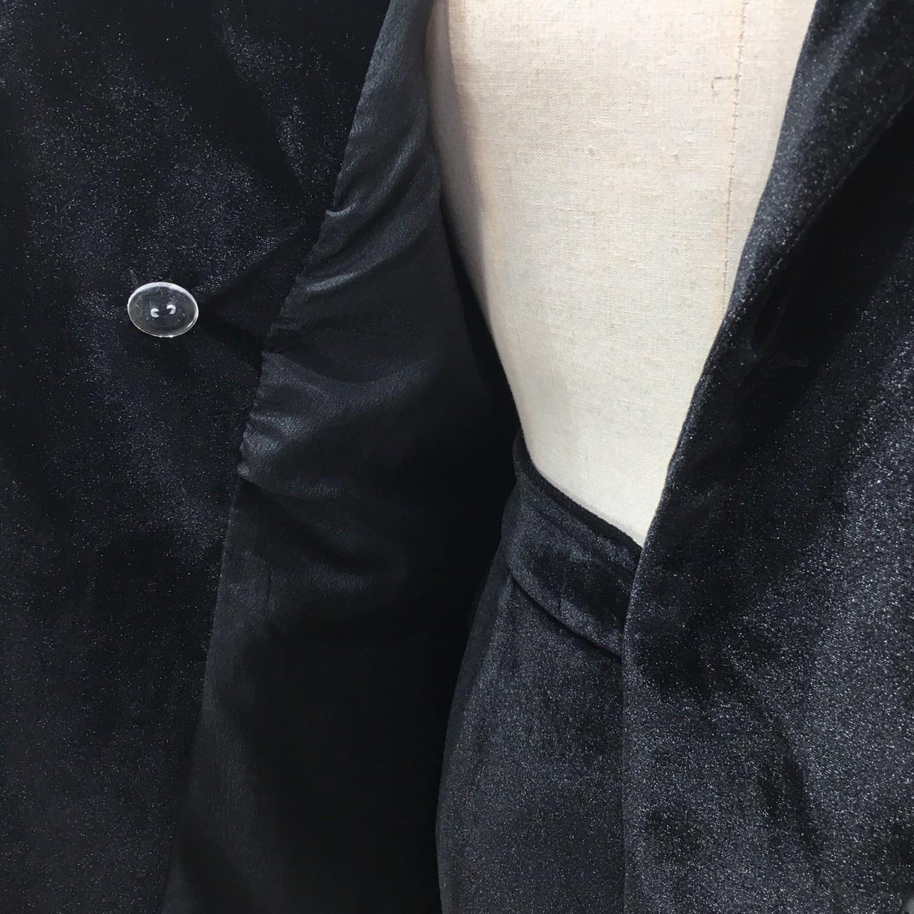 【即納】韓国 ファッション パンツ セットアップ パーティードレス 結婚式 お呼ばれドレス 秋 冬 パーティー ブライダル SPTXH554  起毛 ドレープ テーラードジャ 二次会 セレブ きれいめの写真17枚目