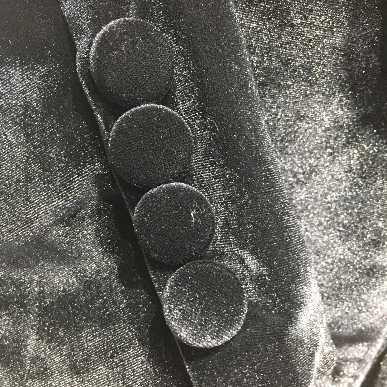 【即納】韓国 ファッション パンツ セットアップ パーティードレス 結婚式 お呼ばれドレス 秋 冬 パーティー ブライダル SPTXH554  起毛 ドレープ テーラードジャ 二次会 セレブ きれいめの写真18枚目