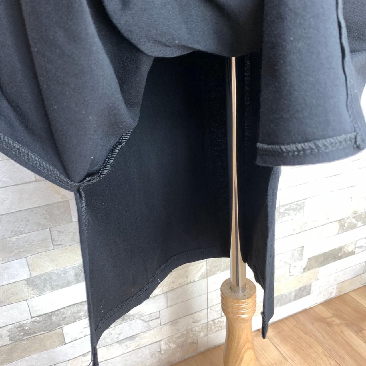 韓国 ファッション ワンピース 春 夏 秋 カジュアル PTXH669  Vネック スポーティ シンプル リラクシー オルチャン シンプル 定番 セレカジの写真8枚目