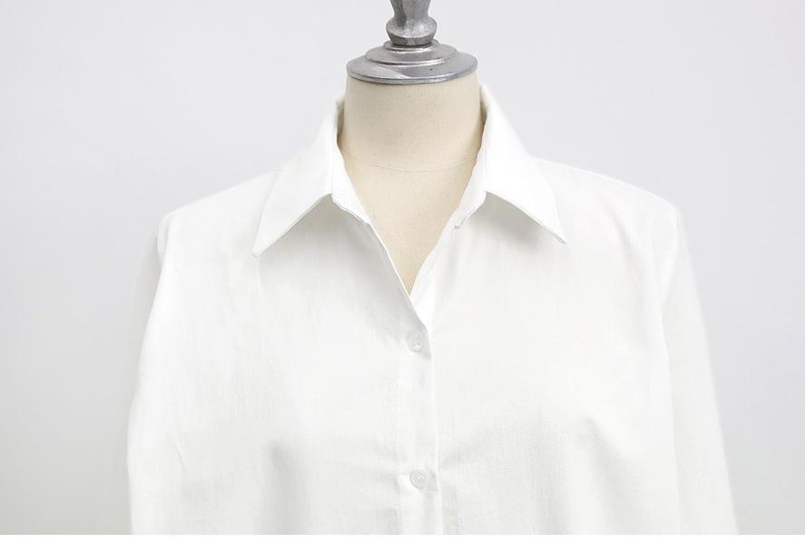 韓国 ファッション ワンピース 春 夏 秋 カジュアル PTXH826  ゆるタイト レイヤード ベーシック 着回し オルチャン シンプル 定番 セレカジの写真10枚目