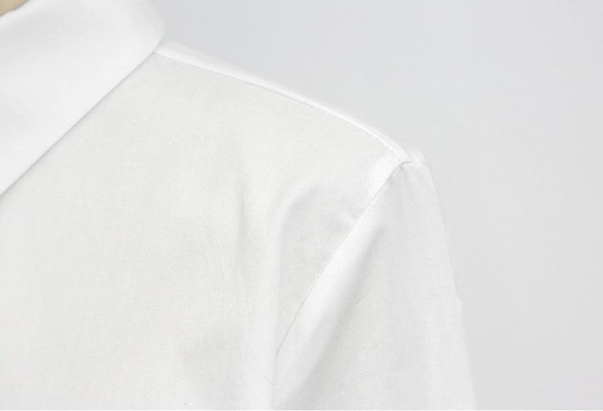 韓国 ファッション ワンピース 春 夏 秋 カジュアル PTXH826  ゆるタイト レイヤード ベーシック 着回し オルチャン シンプル 定番 セレカジの写真12枚目