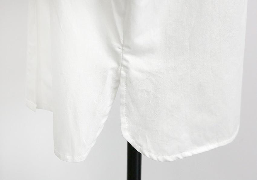 韓国 ファッション ワンピース 春 夏 秋 カジュアル PTXH826  ゆるタイト レイヤード ベーシック 着回し オルチャン シンプル 定番 セレカジの写真13枚目