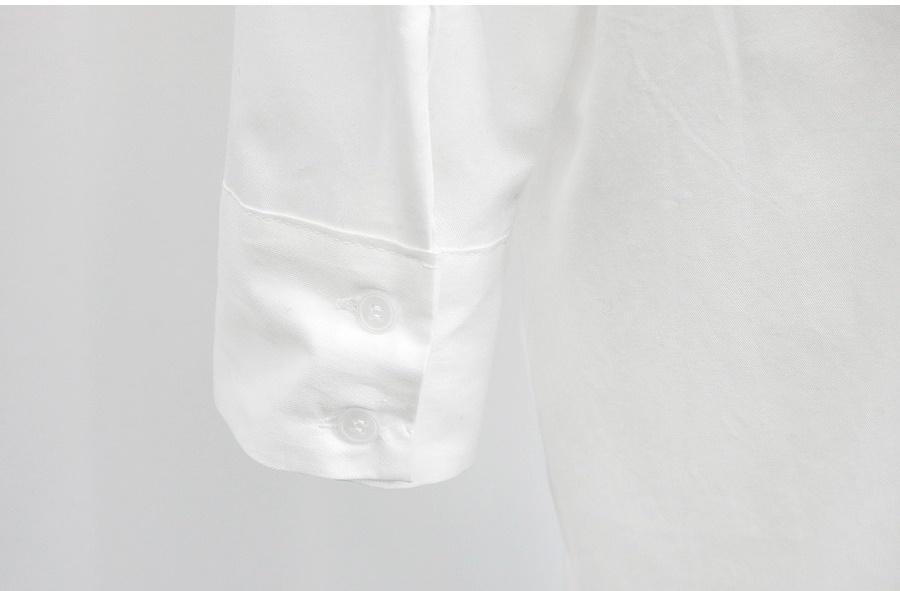 韓国 ファッション ワンピース 春 夏 秋 カジュアル PTXH826  ゆるタイト レイヤード ベーシック 着回し オルチャン シンプル 定番 セレカジの写真14枚目