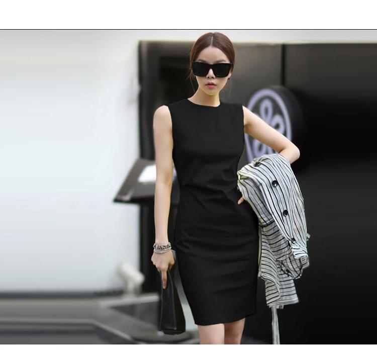 韓国 ファッション ワンピース パーティードレス ショート ミニ丈 夏 春 パーティー ブライダル PTXH937 結婚式 お呼ばれ キレイ色 ベーシックデザイン 着回し シ 二次会 セレブ きれいめの写真4枚目