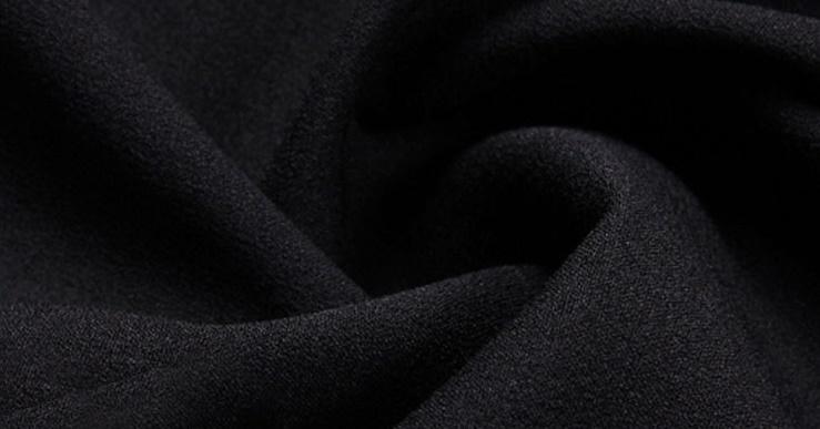 韓国 ファッション オールインワン サロペット 春 夏 パーティー ブライダル PTXH943  モノトーン ビジュー ホルターネック ワイド 二次会 セレブ きれいめの写真20枚目