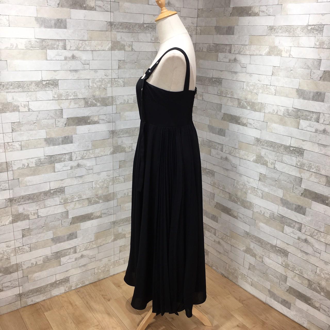 韓国 ファッション ワンピース 春 夏 秋 カジュアル PTXI015  タック ドレープ ジャンパースカート 着回し オルチャン シンプル 定番 セレカジの写真10枚目
