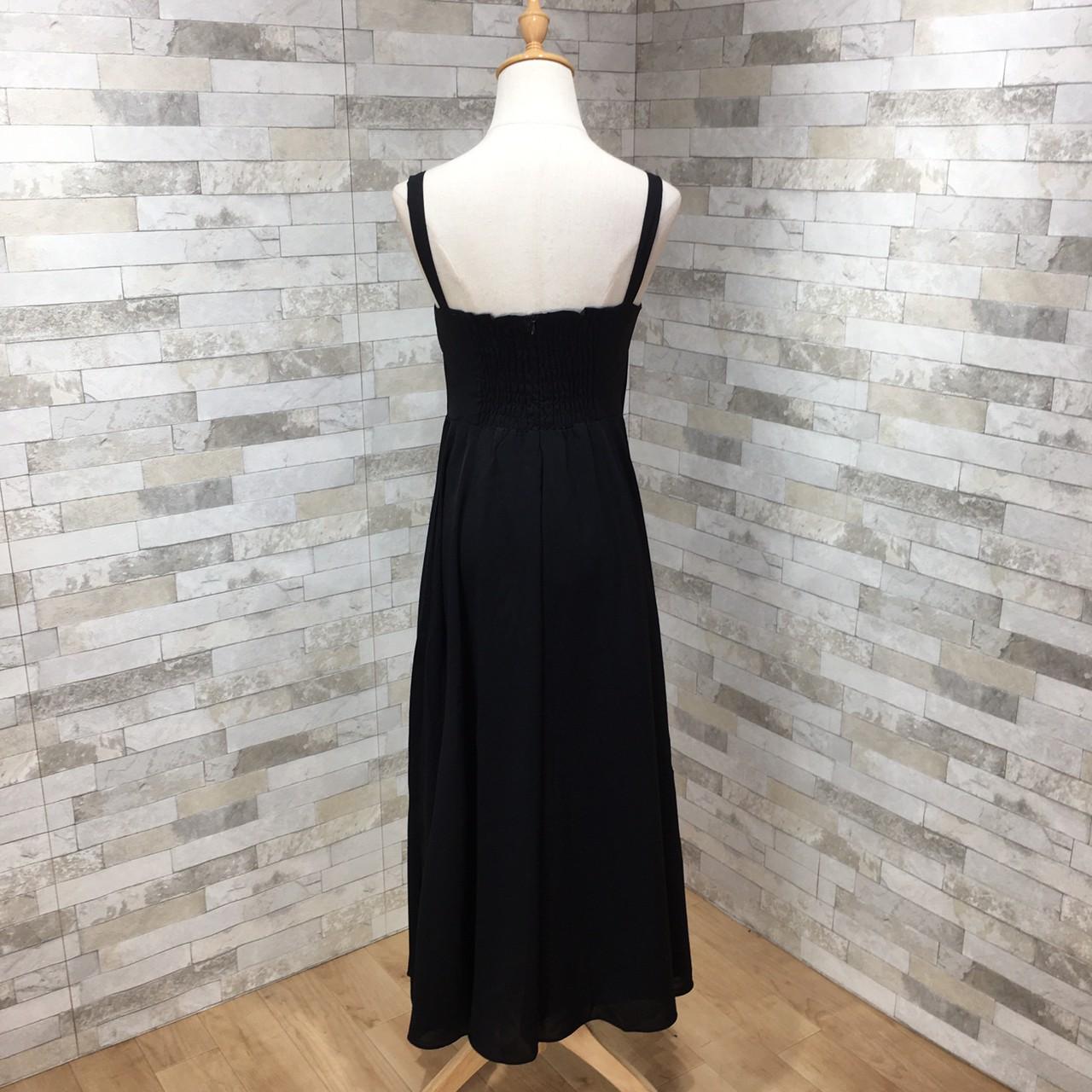 韓国 ファッション ワンピース 春 夏 秋 カジュアル PTXI015  タック ドレープ ジャンパースカート 着回し オルチャン シンプル 定番 セレカジの写真12枚目