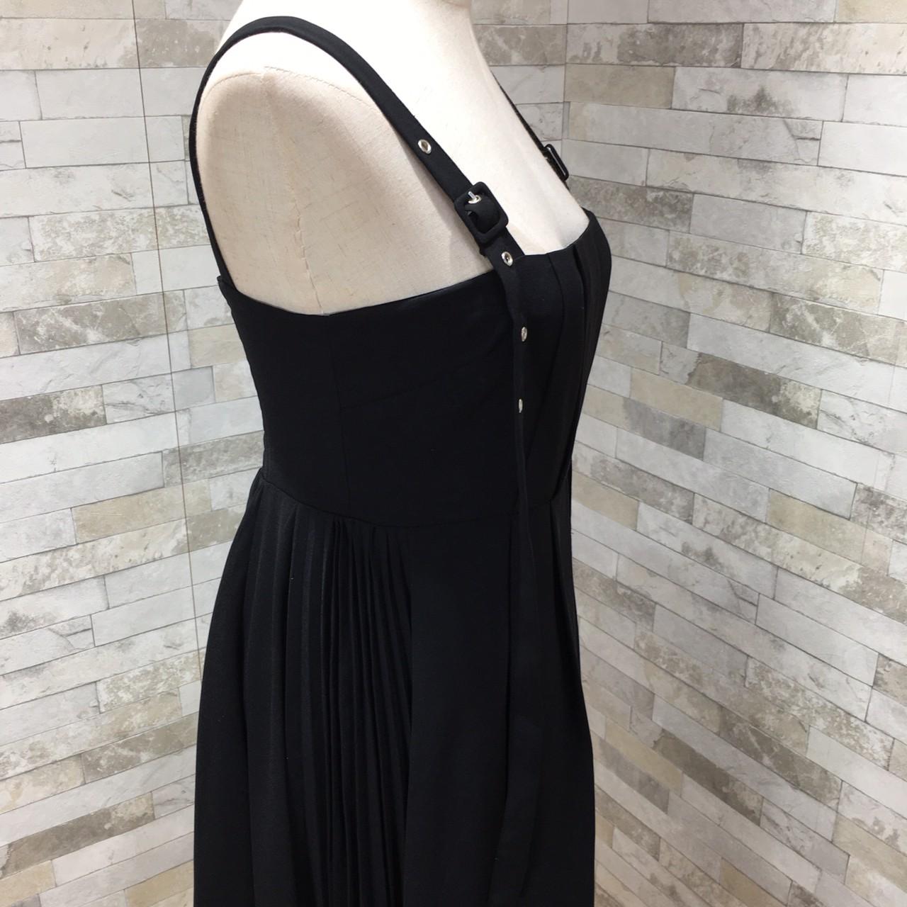 韓国 ファッション ワンピース 春 夏 秋 カジュアル PTXI015  タック ドレープ ジャンパースカート 着回し オルチャン シンプル 定番 セレカジの写真15枚目