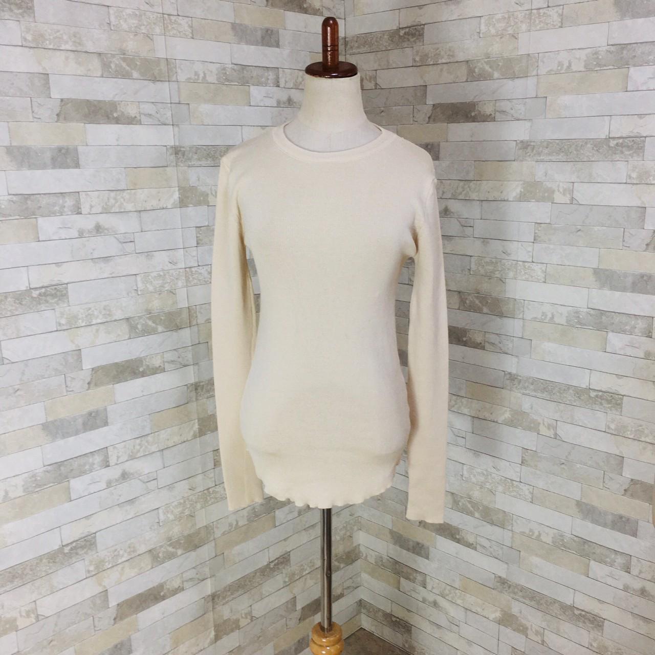 韓国 ファッション トップス ニット セーター 春 夏 秋 カジュアル PTXI258  シアー 薄手 リブニット ジャケットインナー オルチャン シンプル 定番 セレカジの写真17枚目