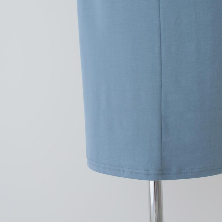 韓国 ファッション ワンピース 夏 春 カジュアル PTXI268  カシュクール センシュアル ツイスト Vネック オルチャン シンプル 定番 セレカジの写真19枚目