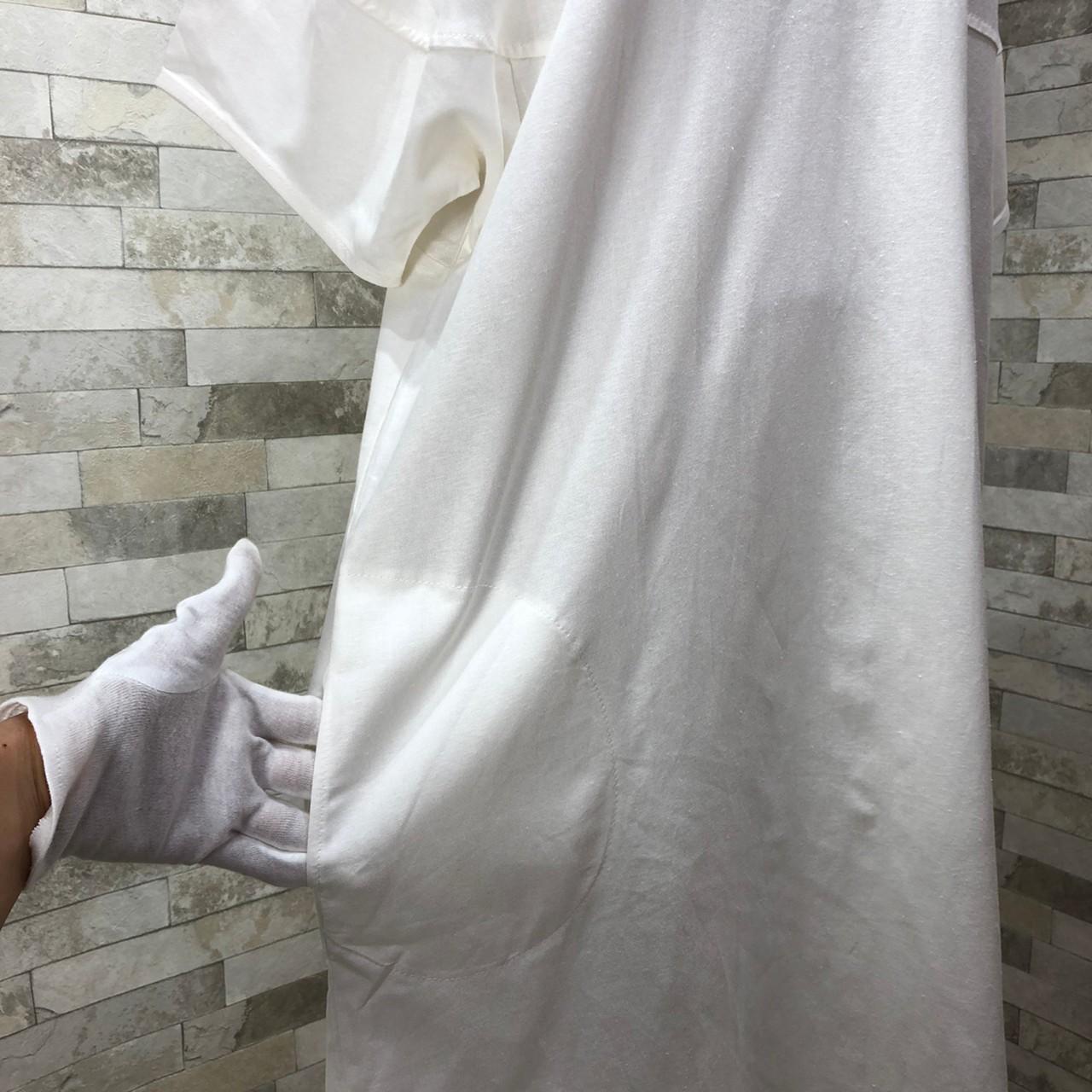 韓国 ファッション ワンピース 春 夏 カジュアル PTXI416  袖コンシャス ゆったり 体型カバー ラフ オルチャン シンプル 定番 セレカジの写真5枚目