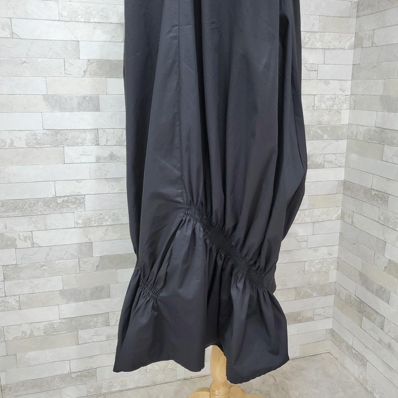 韓国 ファッション ワンピース 夏 春 カジュアル PTXI528  アシンメトリー マーメイド ギャザーディテール オルチャン シンプル 定番 セレカジの写真19枚目