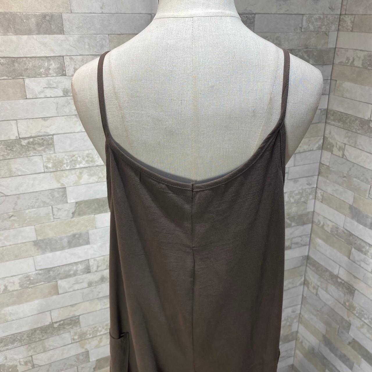 韓国 ファッション オールインワン オーバーオール 春 夏 秋 カジュアル PTXI712  コットンリネン風 ゆったり ラフ シンプル オルチャン シンプル 定番 セレカジの写真20枚目