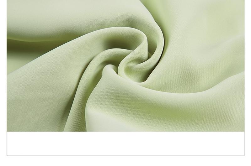 韓国 ファッション トップス ブラウス シャツ 夏 春 カジュアル PTXI736  レース ビッグカラー シアー パールボタン オルチャン シンプル 定番 セレカジの写真20枚目