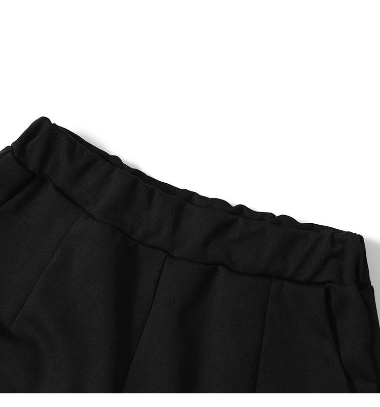 韓国 ファッション ワンピース パーティードレス ショート ミニ丈 春 秋 冬 パーティー ブライダル PTXI846 結婚式 お呼ばれ アシンメトリー シースルー ショーパ 二次会 セレブ きれいめの写真19枚目