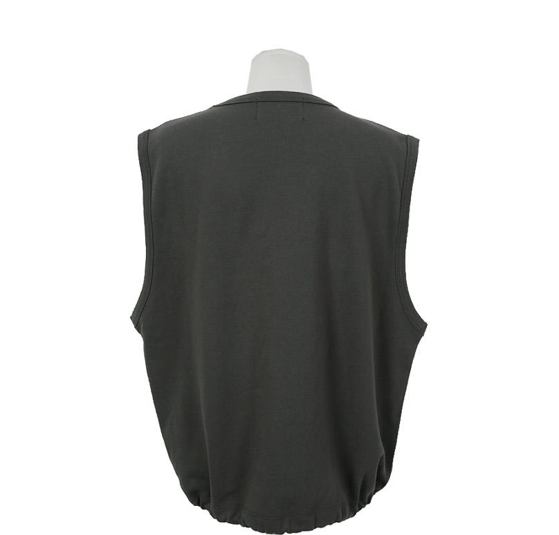 韓国 ファッション セットアップ 春 夏 秋 カジュアル PTXJ567  オーバーサイズ ベスト ショートパンツ オルチャン シンプル 定番 セレカジの写真20枚目