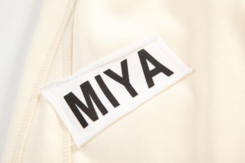 韓国 ファッション パンツ ボトムス 春 夏 カジュアル PTXJ586  ワイド 裾リブ ゆったり スウェット 着回し オルチャン シンプル 定番 セレカジの写真17枚目