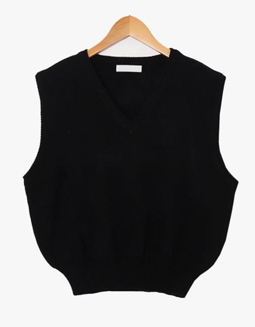 韓国 ファッション セットアップ 春 夏 秋 カジュアル PTXJ760  オーバーサイズ シャツワンピ ベスト ゆったり オルチャン シンプル 定番 セレカジの写真8枚目