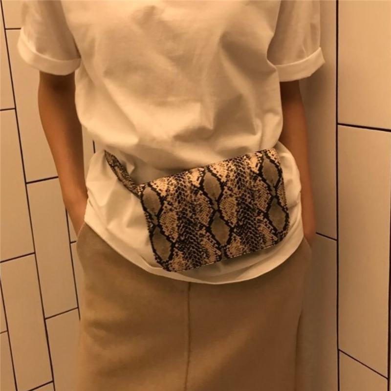 韓国 ファッション ショルダー ポシェット 春 夏 カジュアル PTXK156  ウエストポーチ 型押し ショルダーバッグ オルチャン シンプル 定番 セレカジの写真17枚目