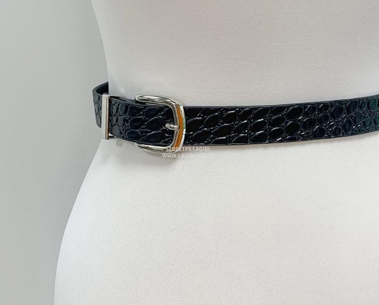 韓国 ファッション ショルダー ポシェット 春 夏 カジュアル PTXK170  チェーン ウエストポーチ ミニバッグ 3Way オルチャン シンプル 定番 セレカジの写真14枚目